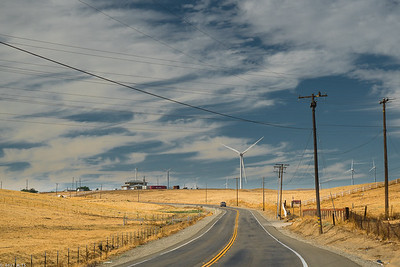 Altamont Pass Road