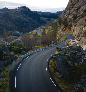 Road in Norway