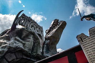 Dinosaur Kingdom II - Natural Bridge, Virginia