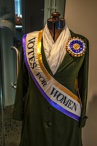 Lucy Burns Museum - Lorton, Virginia