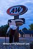 A&W Teen Burger, O'Brien County, Iowa