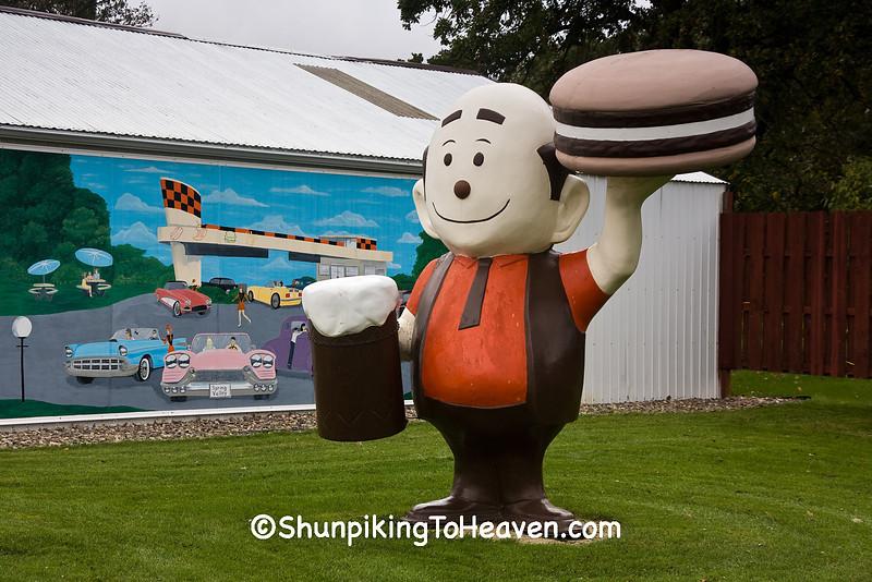 A&W Papa Burger, Filmore County, Minnesota
