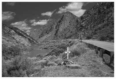 Keroy Martinez passed from this world on a most beautiful stretch of road in New Mexico.