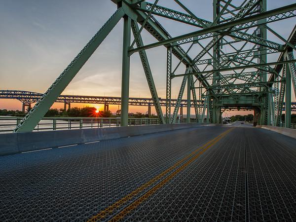 Draw Bridge on 26th Street