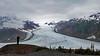 A summit view of the Salmon Glacier