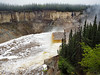 Louise Falls on the Hay River