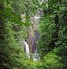 Elk Falls Provincial Park near Campbell River, Vancouver Island