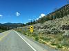 Along highway 99 in BC heading towards Nairn Falls