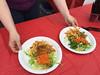 Local fair at a community fund raiser in Yellowknife