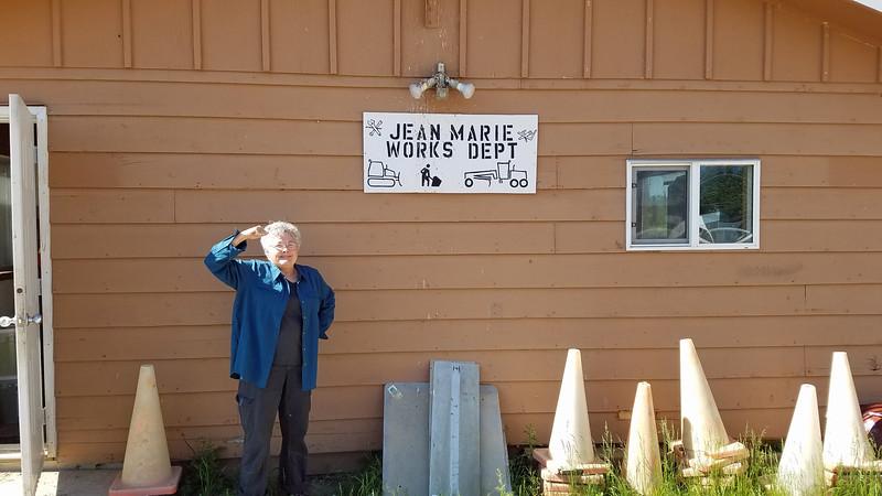 Jeanne Marie in Jean Marie