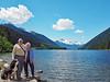 At Duffy Lake before Pemberton BC on Highway 99