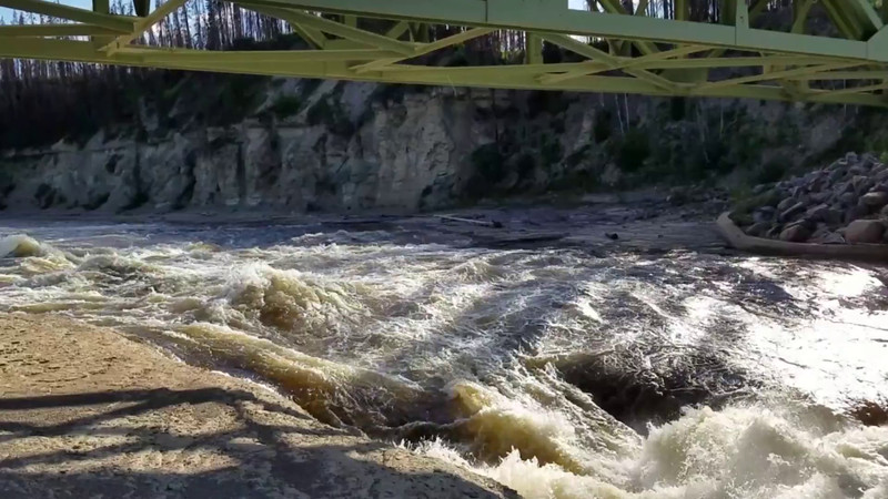 Sambaa Deh Falls video