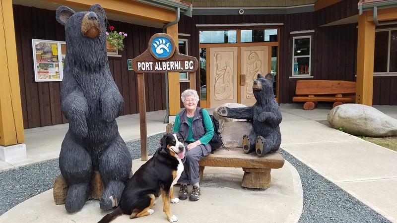Port Alberni Visitors Centre - Vancouver Island