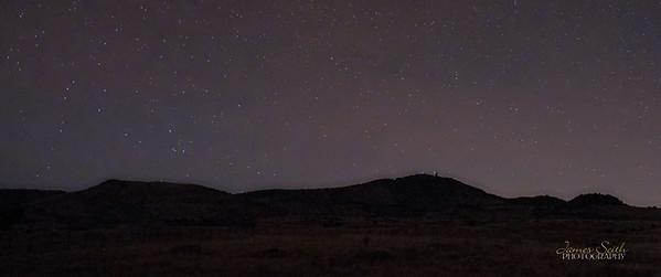 FT Davis, Mcdonald Observatory, night skies, Texas, 2020 1