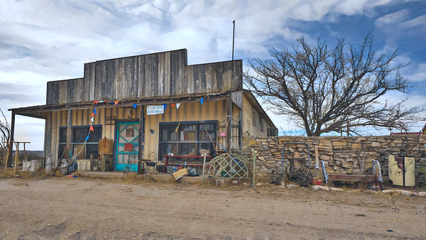 Abandoned Stores in Carlsbad, New Mexico 2020