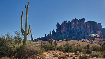 Superstition Mountain National Park, Phoenix, Arizona 2020 1