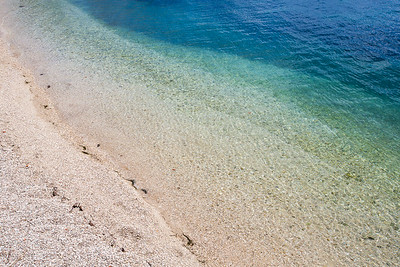Croatia - blue sea