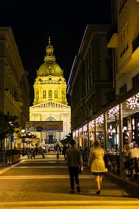 Budapest night life