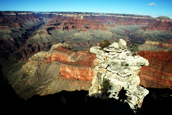 March '09: 46th Bday Trip to The Grand Canyon & Lolly Turns 361,000 miles.