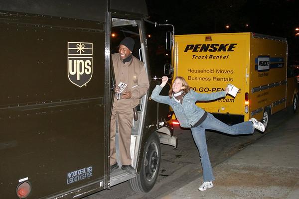 "Marci, Curtis & ""Ske"": NYC to LA - Nov 05"