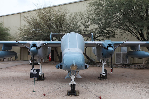 Nov 2012: Pima Air & Space Museum