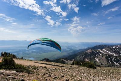 Rendezvous Mountain Paragliding