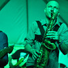 Balkan Beatbox performs at SXSW at Stage on 6th