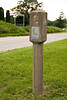 Lincoln Highway Marker, Linn County, Iowa