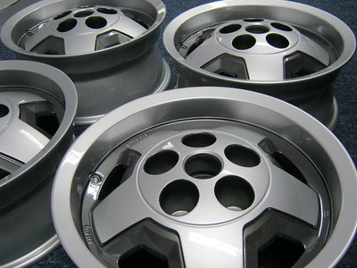 Refurbished Starfish alloys (15 inch)