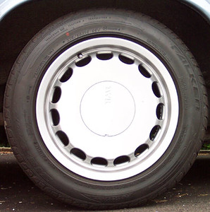 15 inch Speedline as used on the TWR XJR-S.