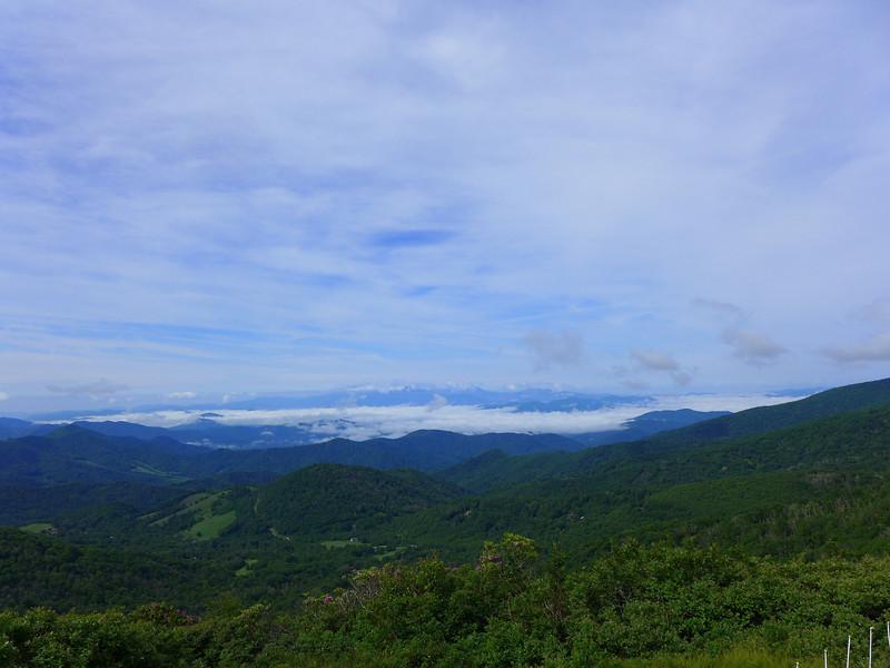 Views into North Carolina