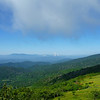 Cloud play off Engine Gap on Roan Mountain