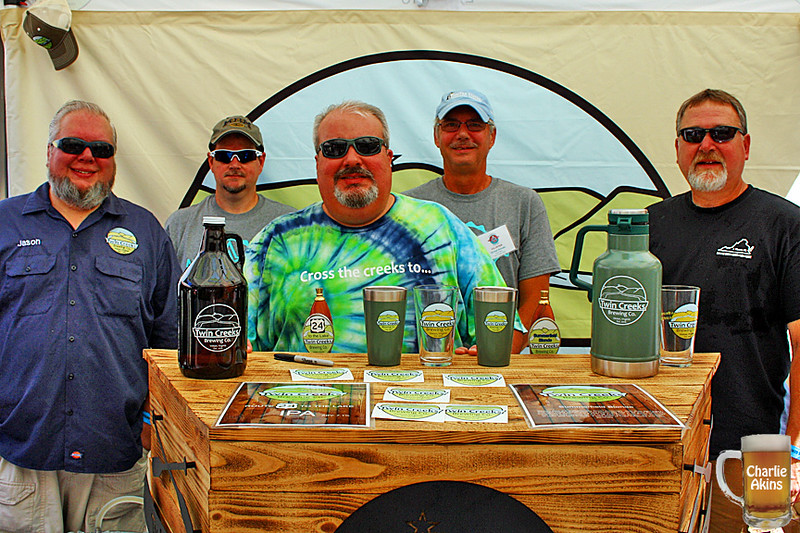 This group represents Twin Peaks Brewing and Malting Co.