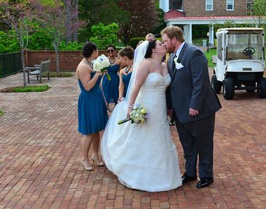 Vinton War Memorial Weddings - Jacqueline & Ryan