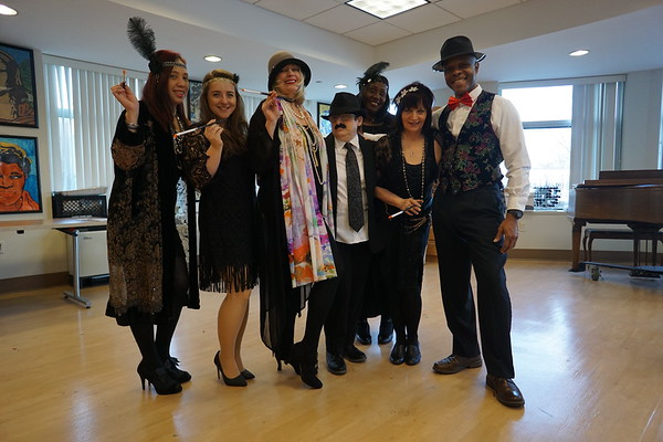 Roaring 20s at the Jewish Home