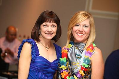 Kathy Baker and Charlotte Brumfield