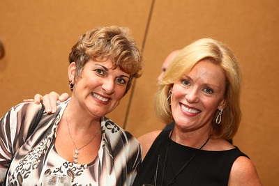 Kim Stonecipher-Fisher and Vicki Puckett