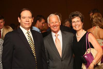 Steve Millikan, Joe Moseley, and Llona Weiss
