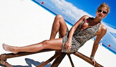 Michelle Rukny 2010 Cancun