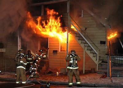 2 Alarm Structure Fire -Talman St, Norwich, CT - Unknown Date