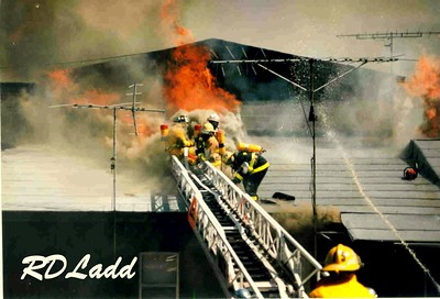 Structure Fires - Films Days