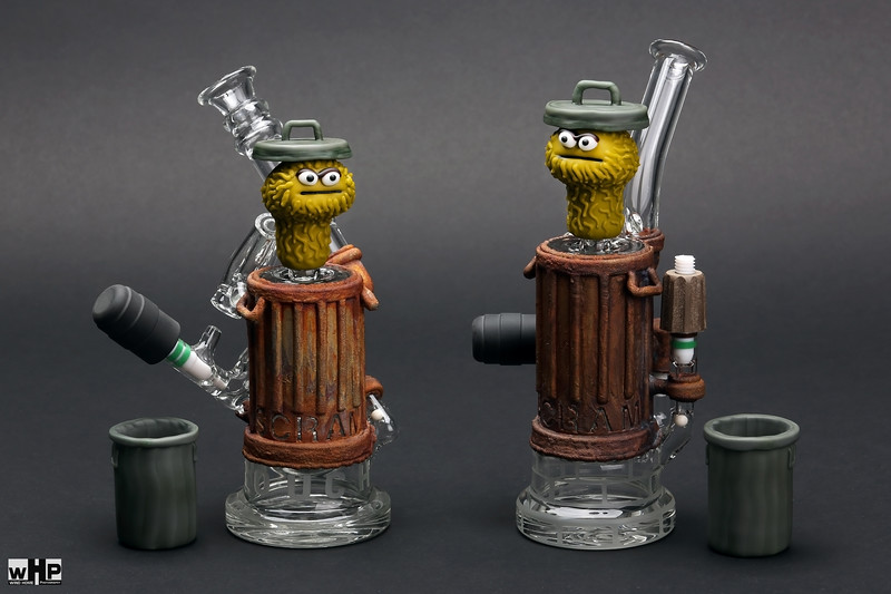 Rob morrison x Hitmanglassdougie and Bluegrassglass  7