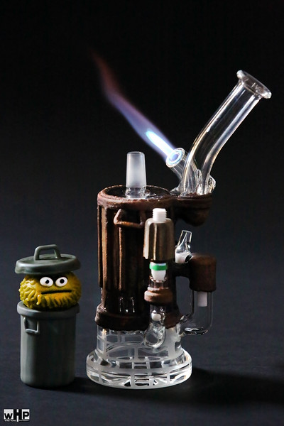 Rob morrison x Hitmanglassdougie and Bluegrassglass  9