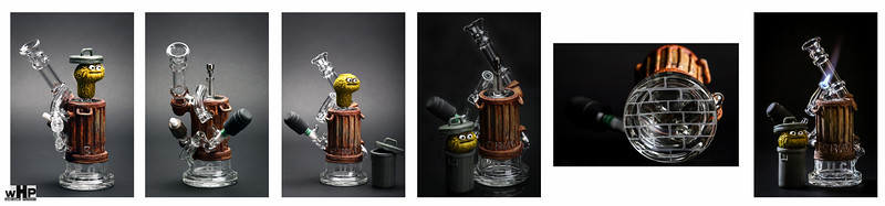 Rob morrison x Hitmanglassdougie and Bluegrassglass  12