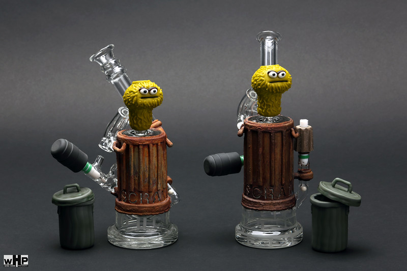 Rob morrison x Hitmanglassdougie and Bluegrassglass  6