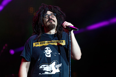 Counting Crows live at DTE on 8-23-2016. Photo credit: Ken Settle