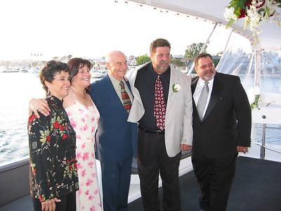 Janet, Lori, Mr Sclaf, Robbie, and Paulie