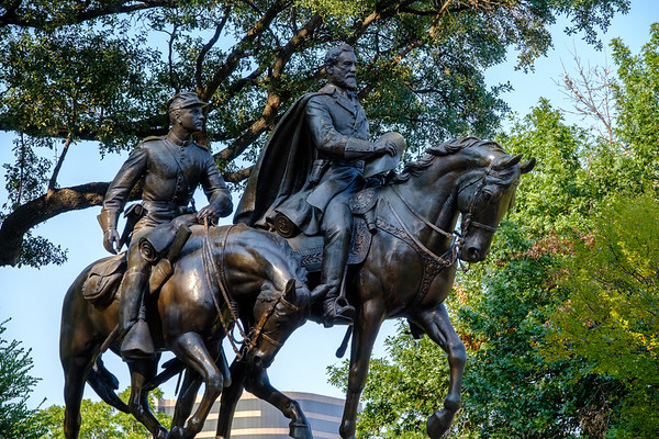 Robert E. Lee & Young Soldier