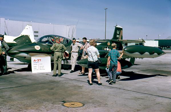Edwards Airbase May 1970