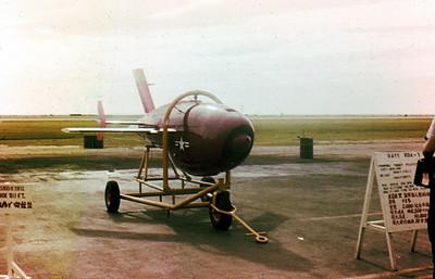 KDA-1 Drone Okinawa 1963